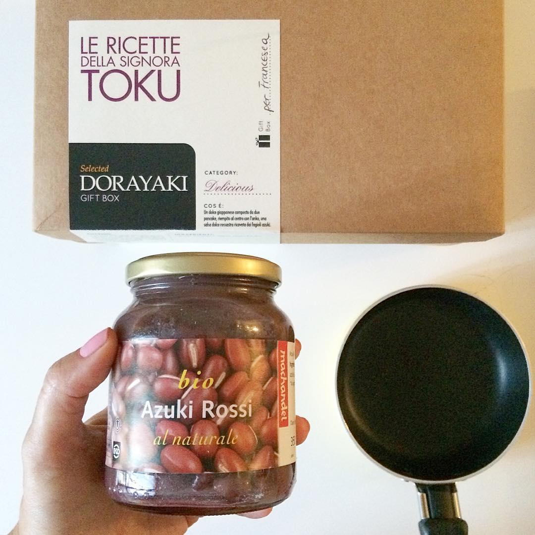 """{Stamattina si fa colazione con i Dorayaki} """"Consumare alimenti buoni riempie la mente di meraviglia e felicità"""" Naomi Kawase #lericettedellasignoratoku"""