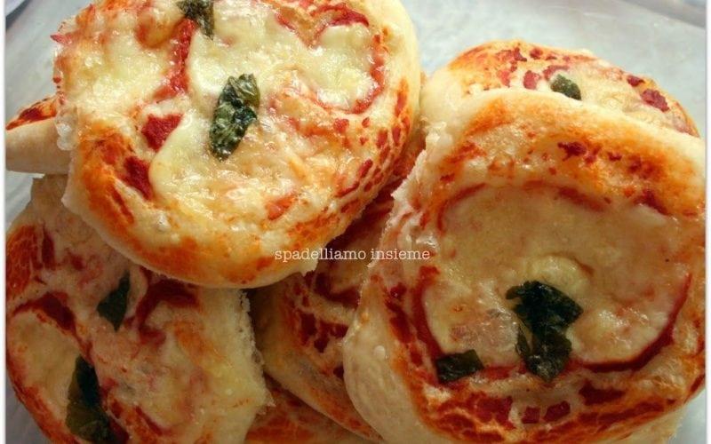 pizzette spadelliamo