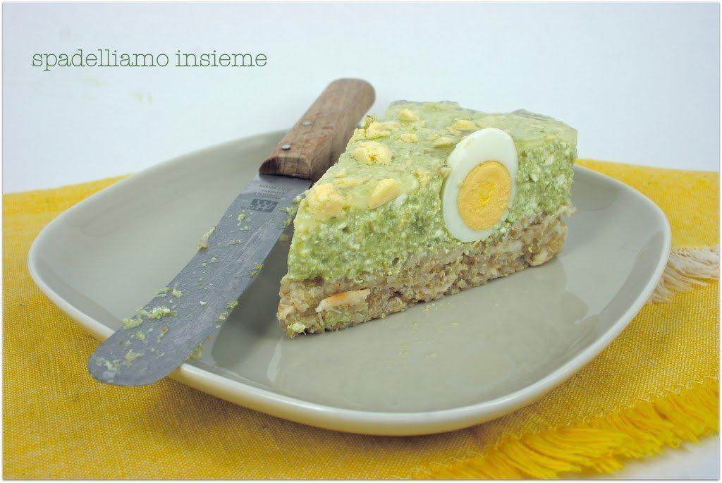 cake alla quinoa