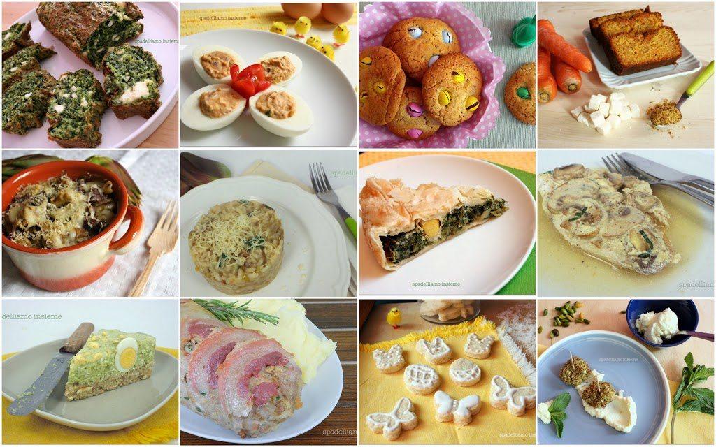 Ricette Pasquali: 12 ricette per la vostra tavola pasquale