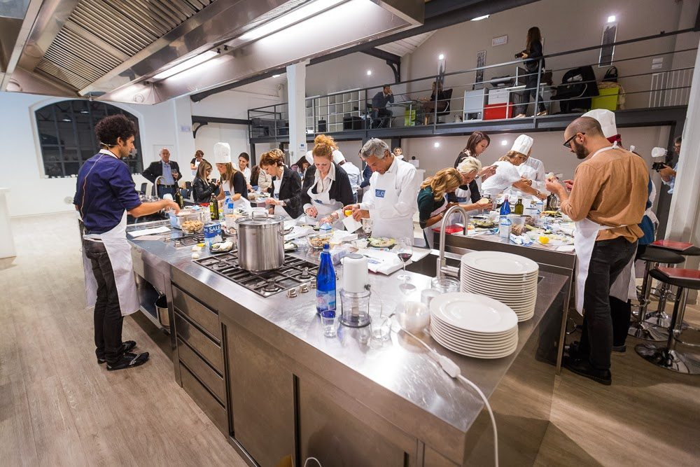 """""""Le noci della prevenzione"""" in cucina con Marco Bianchi"""