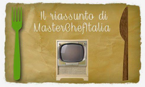 La 6ª puntata di Masterchef Italia, del 23 gennaio rimangono in10concorrenti