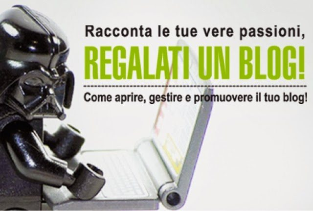 Regalati un blog e coltiva la creatività da Inside Lab a Torino