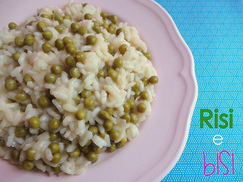 Cibo coccola: risi e bisi, il mio risotto con i piselli