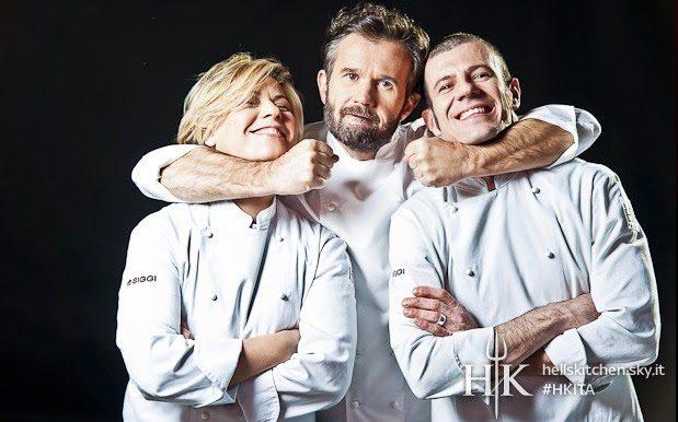 Hell's Kitchen Italia: il nuovo programma con Carlo Cracco su Sky Uno