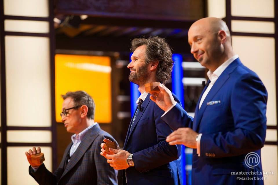 La 4^ stagione di Masterchef, non è più solo un talent di cucina, è il programma del giovedì sera