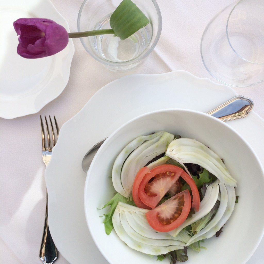 light lunch villa fontana
