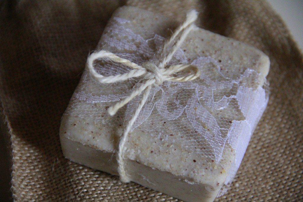 sapone di marsiglia home made levigante