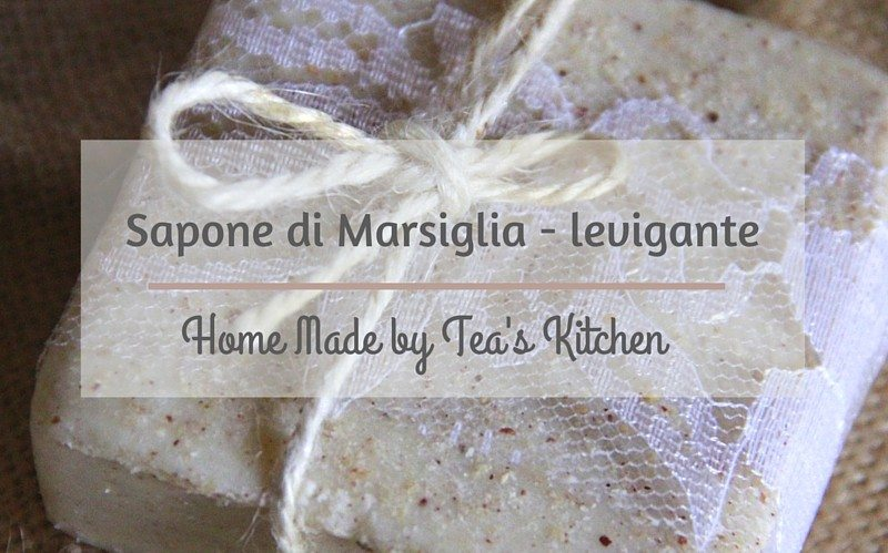 Sapone di Marsiglia home made levigante, per mani e gambe di Tea's Kitchen – Guest Post