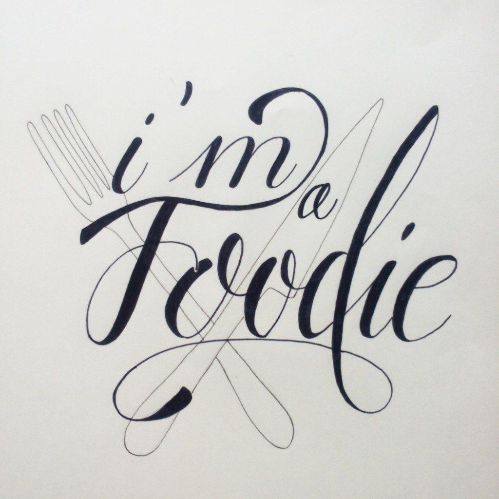 I'm a Foodie spadelliamo