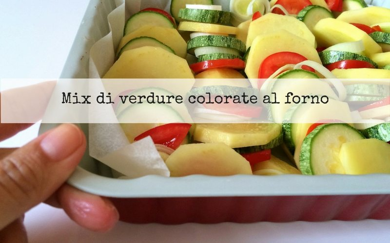 Verdure al forno: preparate in teglia con crosticina croccante