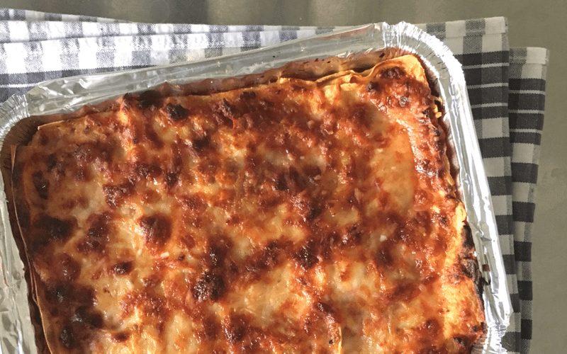 teglia lasagne