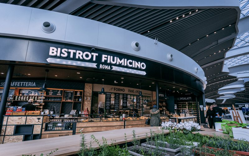 Autogrill Bistrot Fiumicino