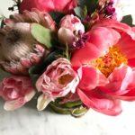 Oggi un tripudio di rosa in ogni angolo! FeliceAprile FeliceMesehellip