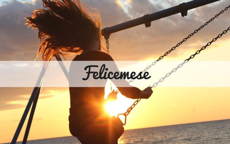 Felicità mese per mese: piccoli momenti su Instagram #Felicemese