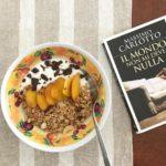 Obiettivo della giornata finire il libro mangiare bene fare tantihellip