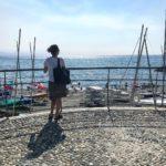 Ciao mare torno a Milano nellafa e nello smog Mihellip