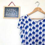 La parola week end  bellissima non trovate? Lho scrittahellip