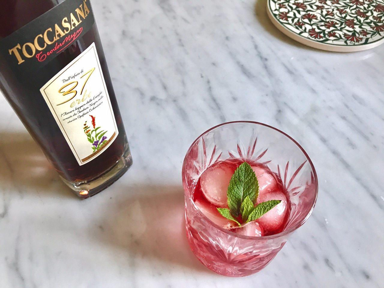 amaro toccasana cocktail spadelliamo