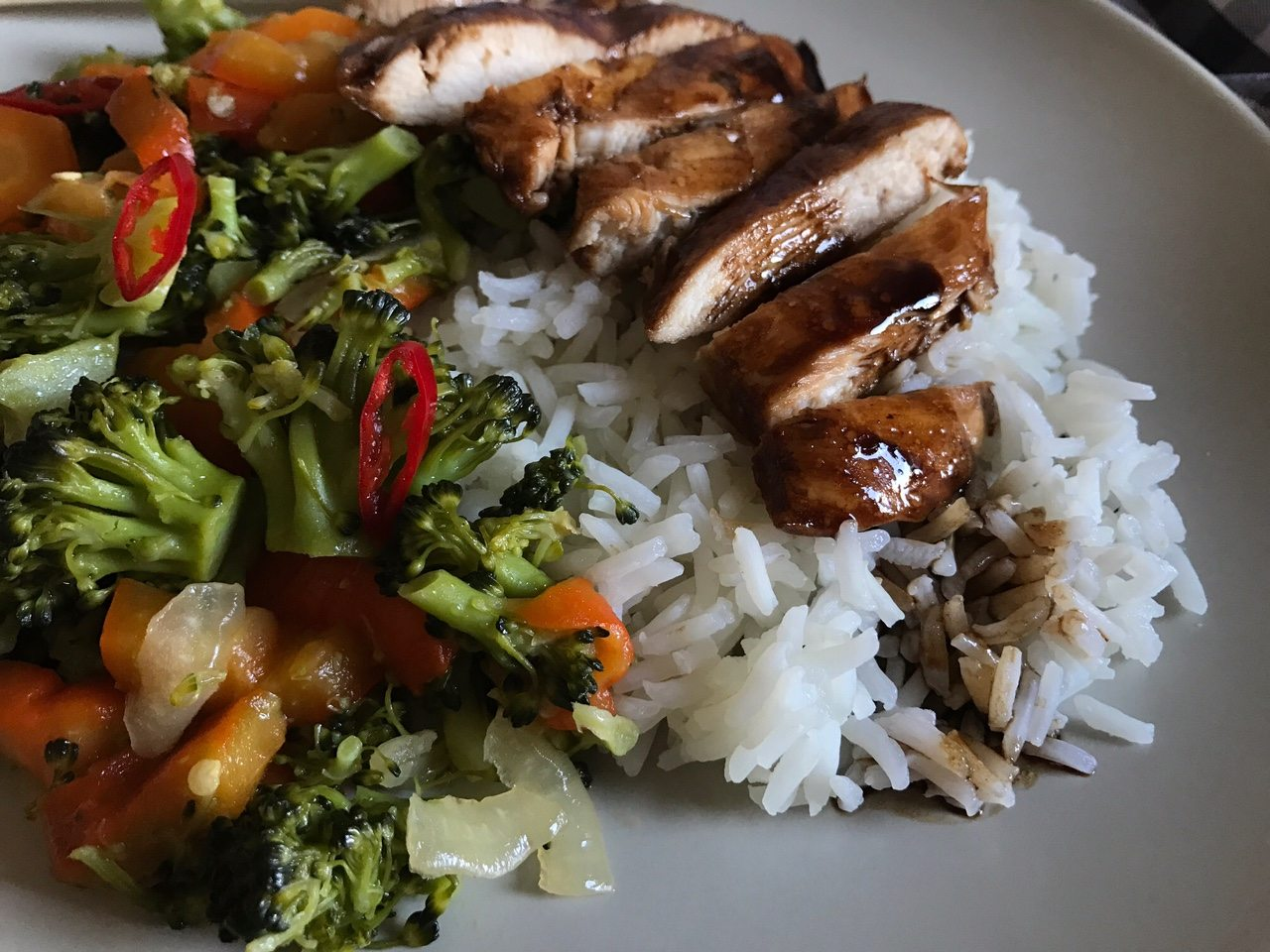 riso aroma pollo teriaki_spadelliamo (4)