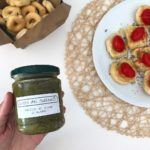 Inviti a pranzo da amiche pugliesi frise con pomodorini ehellip