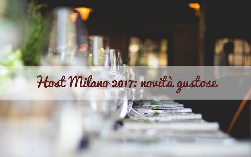 Host Milano 2017: novità gustose tra gelato-pastry & mixology