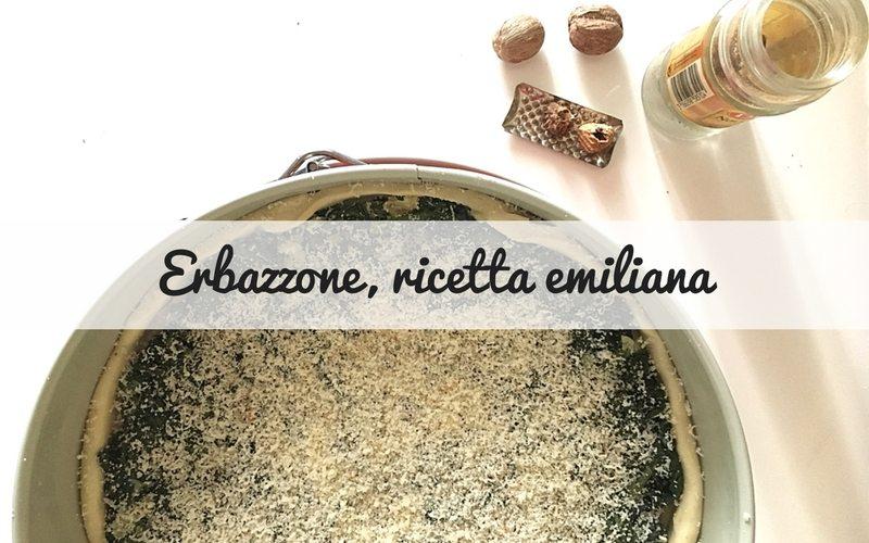 Erbazzone, una ricetta salata della tradizione emiliana