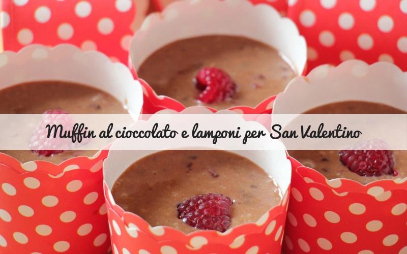 muffin cioccolato e lamponi_spadelliamo
