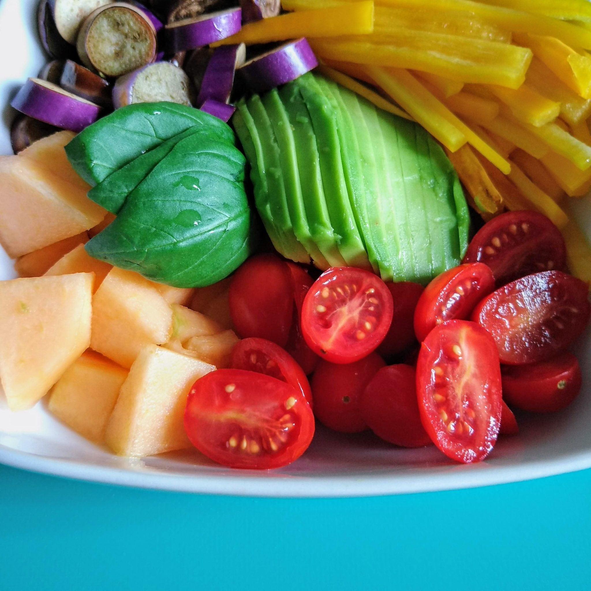 rainbow salad per widiba_spadelliamo 2