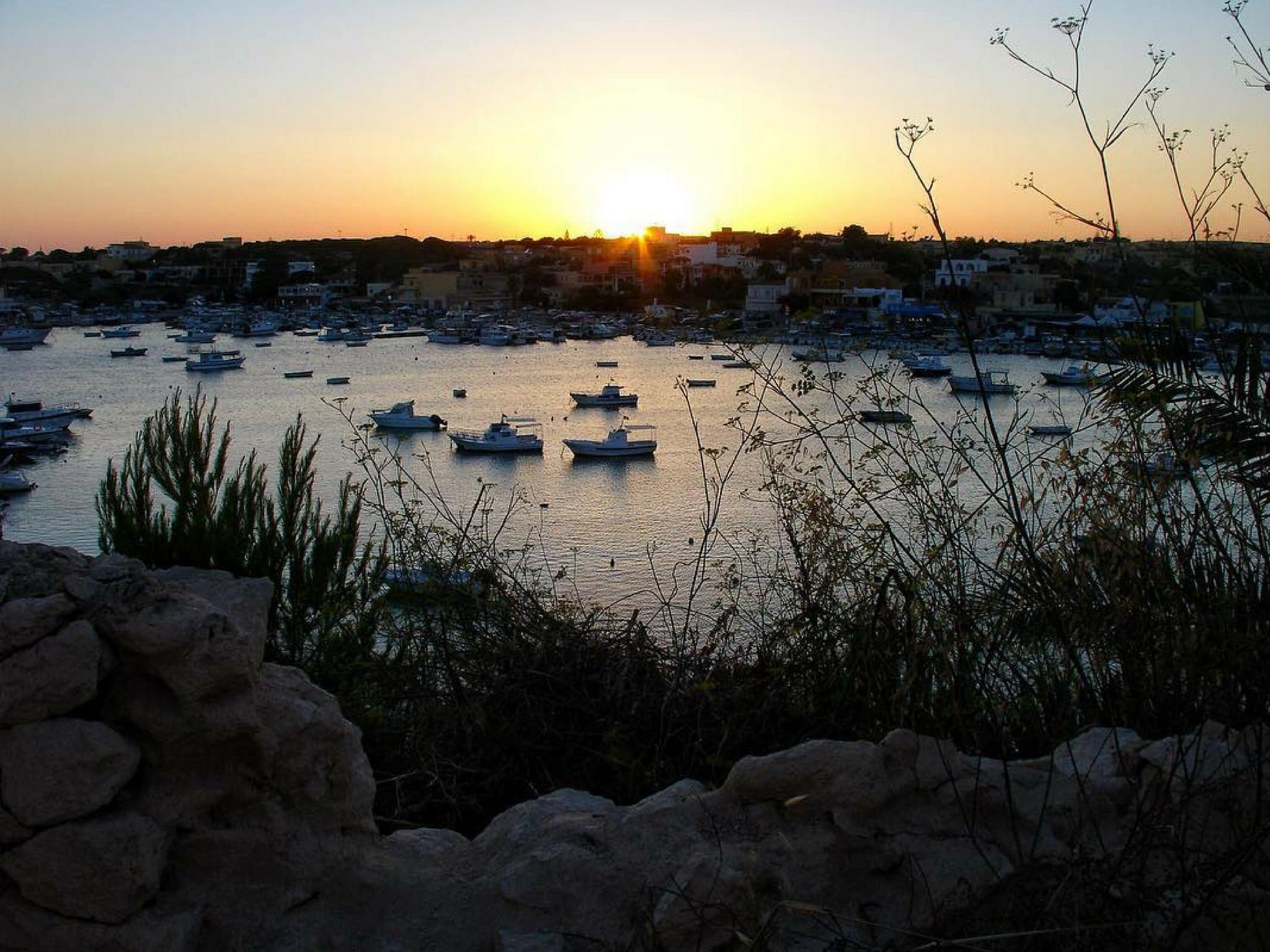 vacanza lampedusa_tramonto_spadelliamo