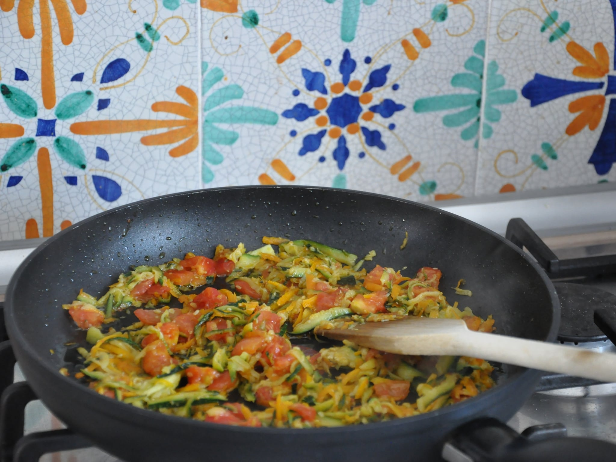 Spaghetti tricolore_spadelliamo