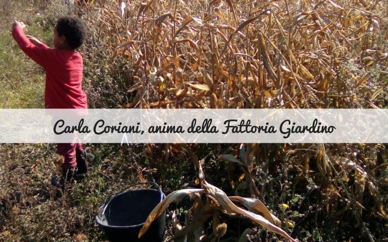 Fattoria Giardino e Carla Coriani, storia d'amore e dedizione
