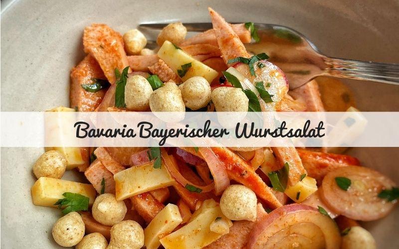 Bavaria Bayerischer wurstsalat_spadelliamo